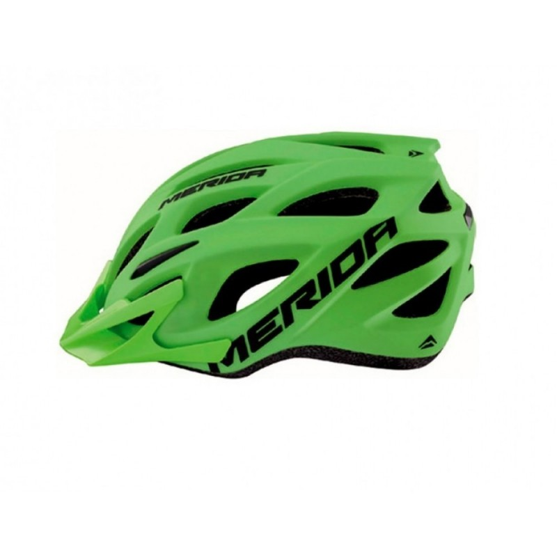 CASCO CHARGER 2 VERDE MERIDA