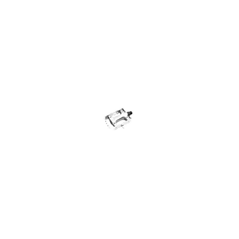 PEDAL MTB ALU COLORES - Blanco