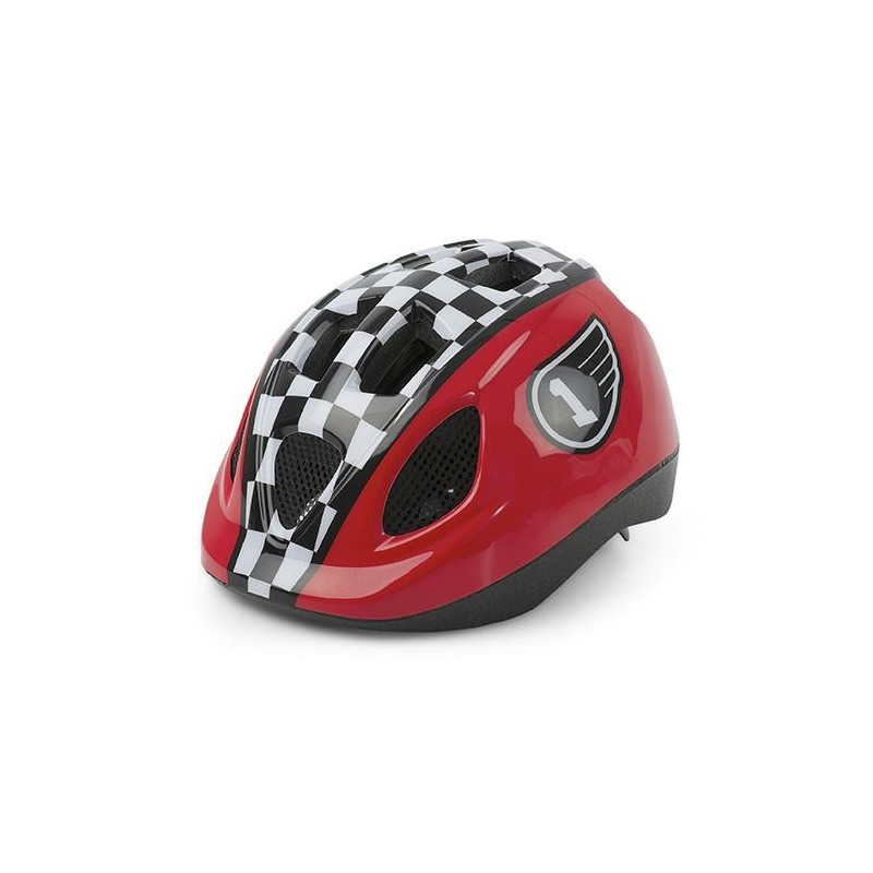 CASCO RACE - Rojo