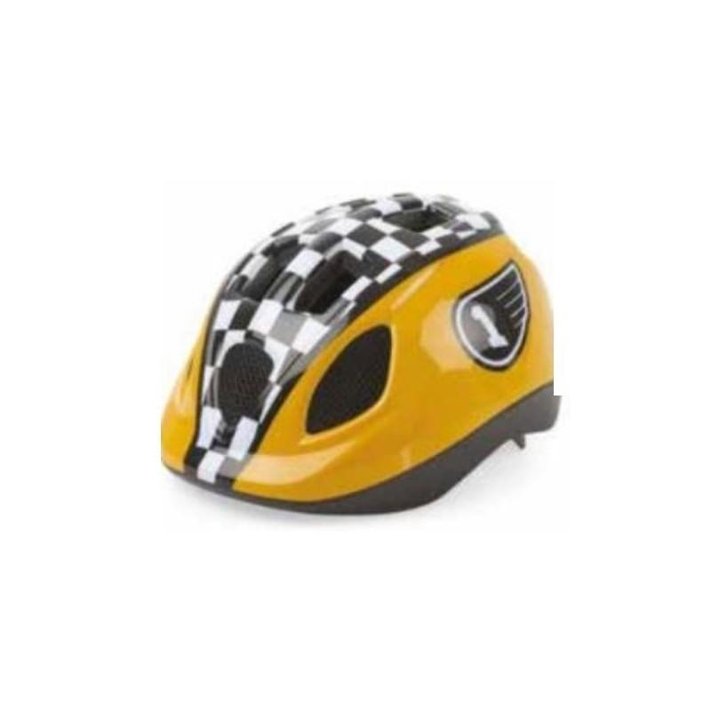 CASCO RACE - Naranja