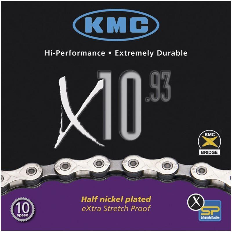 CADENA KMC  X-10.93 Cromada...