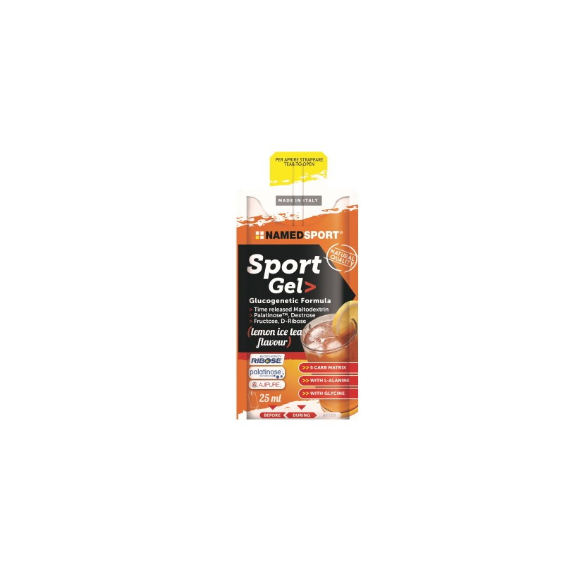 SPORT GEL GLUCOGENIC...