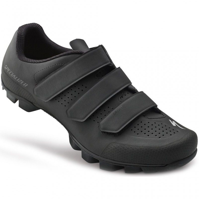 ZAPATILLAS SPECIALIZED DE MTB SPORT  BLACK
