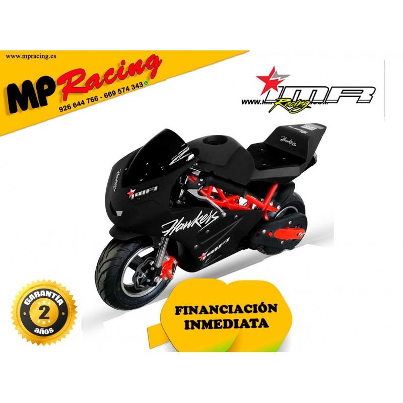 MINIMOTO GP 50 IMR - Negro