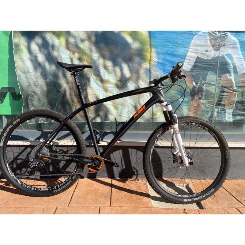 Bicicleta KTM myroon...