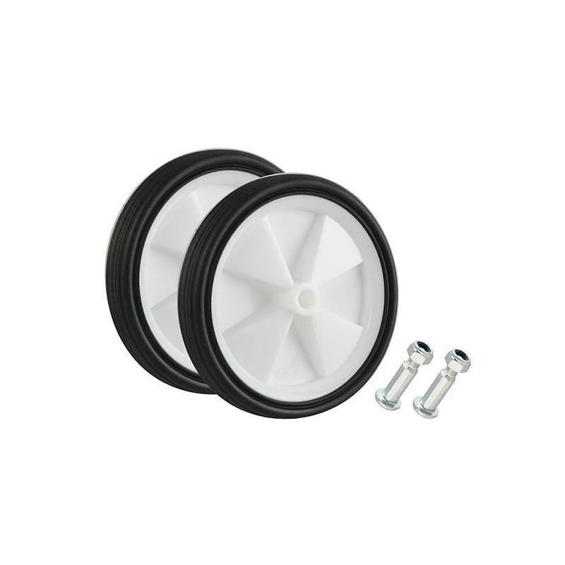Par de ruedas blanco - Blanco