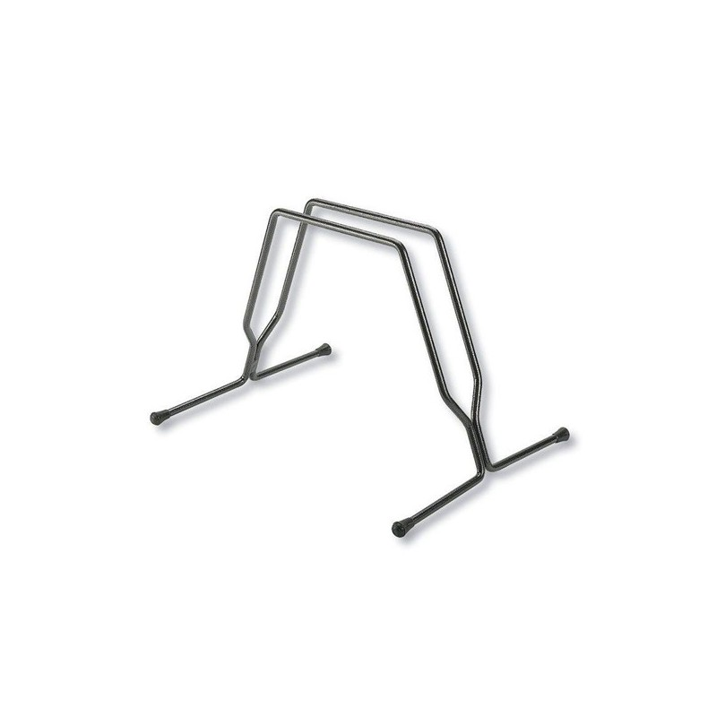 Expositor bici rueda fijo