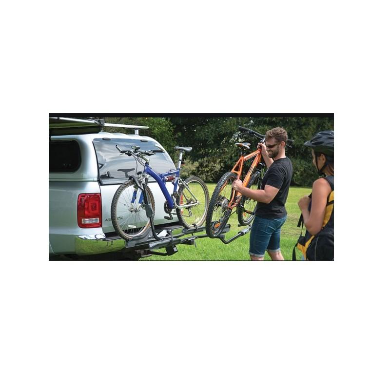Portabicletas 2 bicis a bola