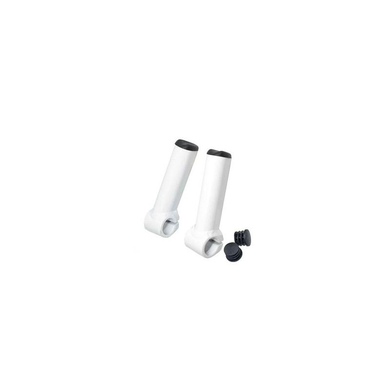 Apendices Aluminio - Blanco