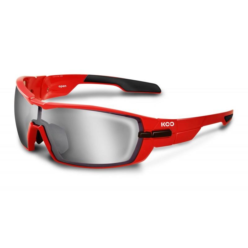 Gafas KOO OPEN - Rojo