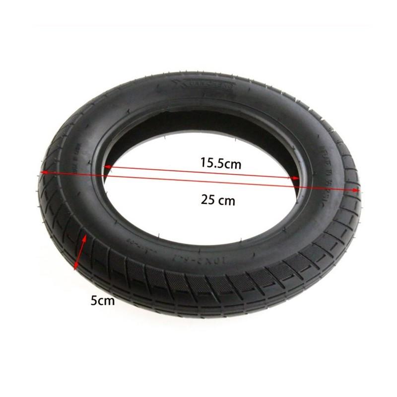 Neumático Xuancheng de 10 pulgadas Xiaomi M365, Essential, 1S, Pro/2