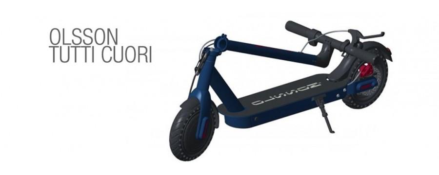 Patinetes eléctricos para toda la familia | MP Racing bike
